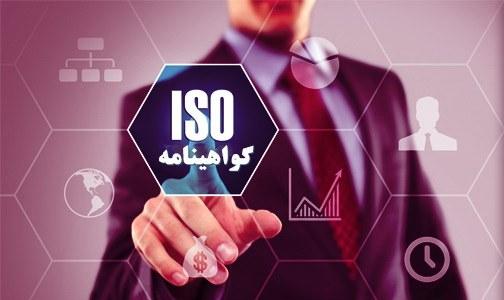 سازمان بین المللی استانداردسازی ( ایزو )