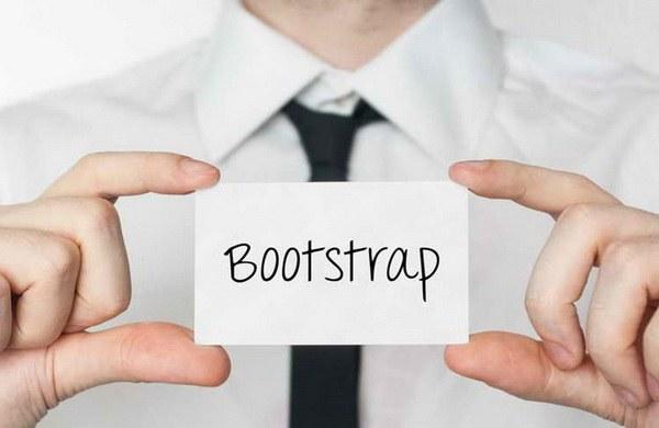 بوت استرپ (bootstrap) در حوزه کسب و کار به چه معناست؟