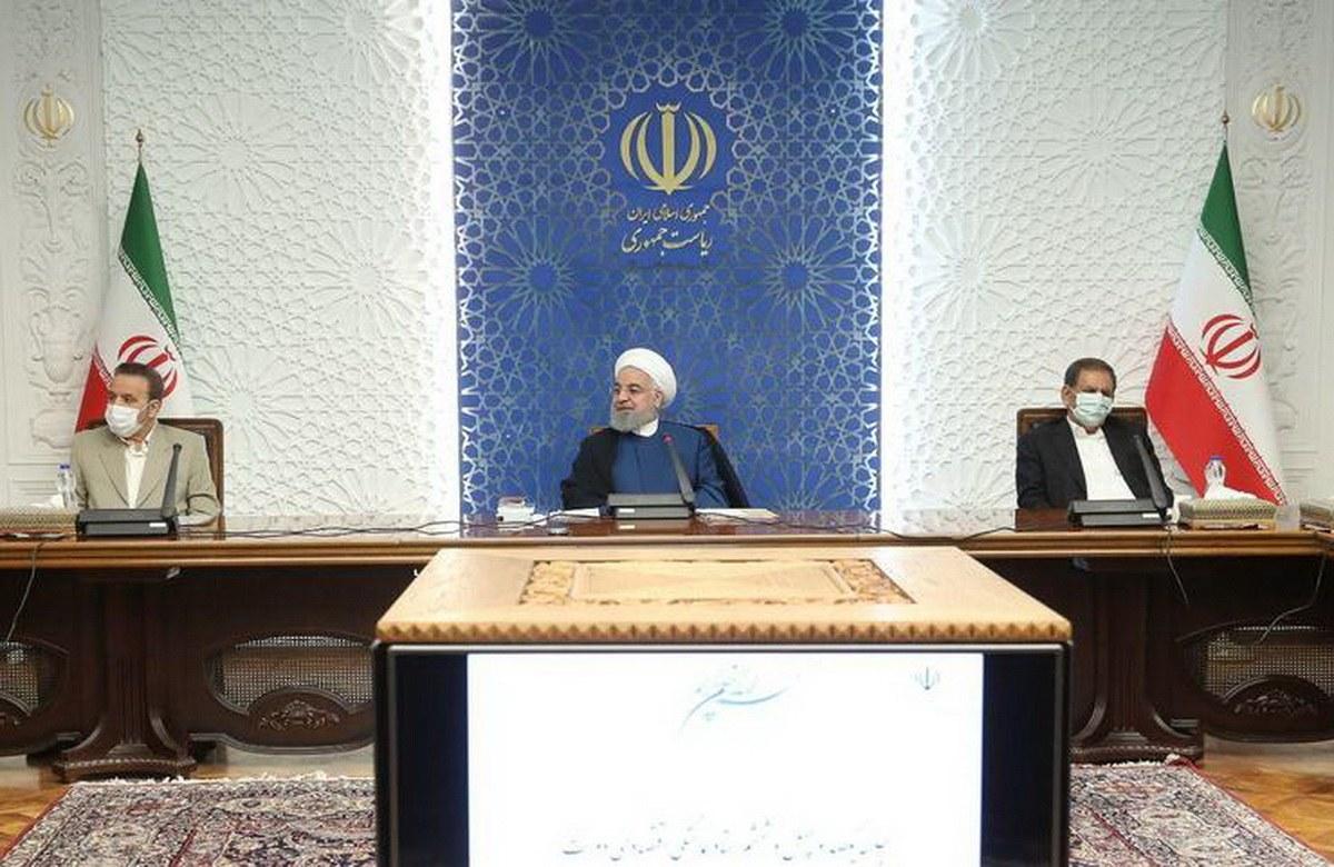 روحانی تشریح کرد: تصمیم دولت در اجرای سیاست تقویت بورس